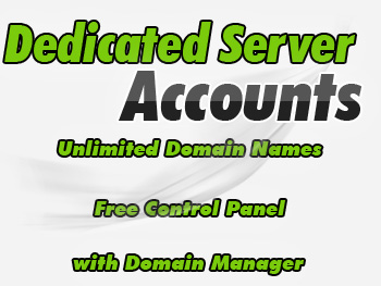 Half-price dedicated web hosting providers